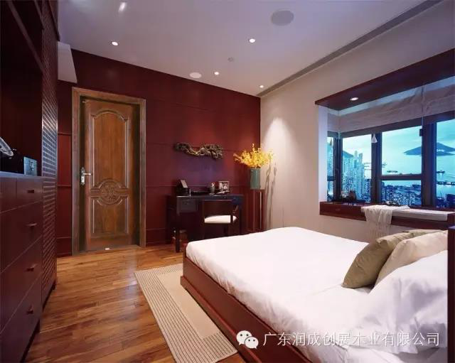 Runcheng Chuangzhan-RCCZ Guide You to Choose Wood Door | Company News-2