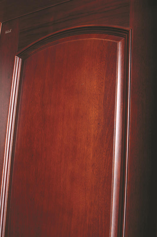 S001 Residential Interior Solid Wooden Door