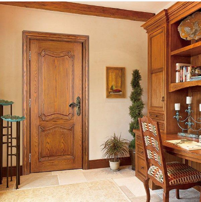 Runcheng Chuangzhan-The Most Beautiful Wooden Door Designs For Your Protection, Guangdong Runcheng
