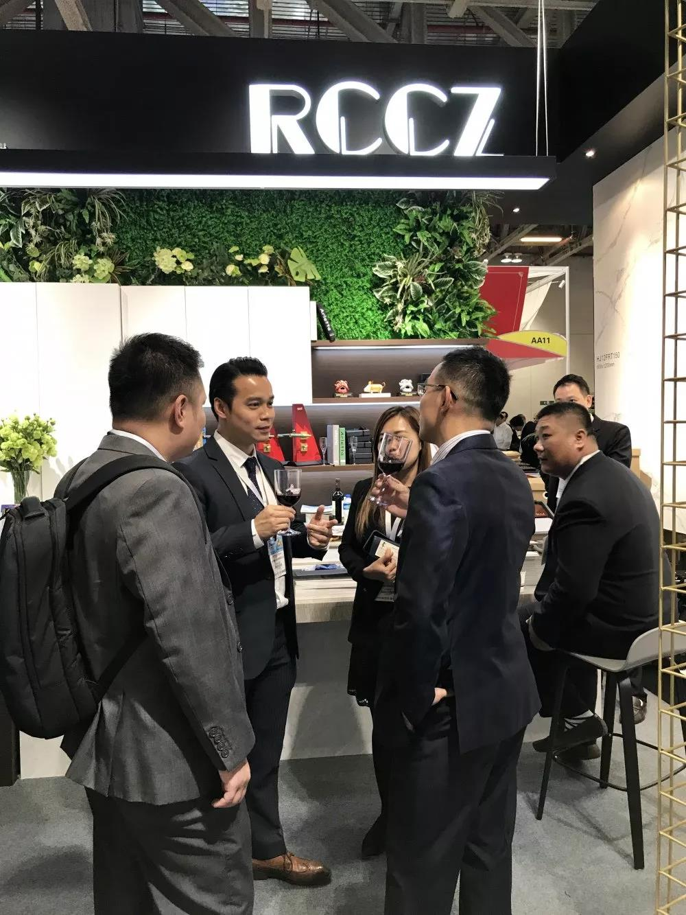 Runcheng Chuangzhan-Great success in MIF | New Runcheng Group and Wing Chun Decoration Co, Ltd creat-10