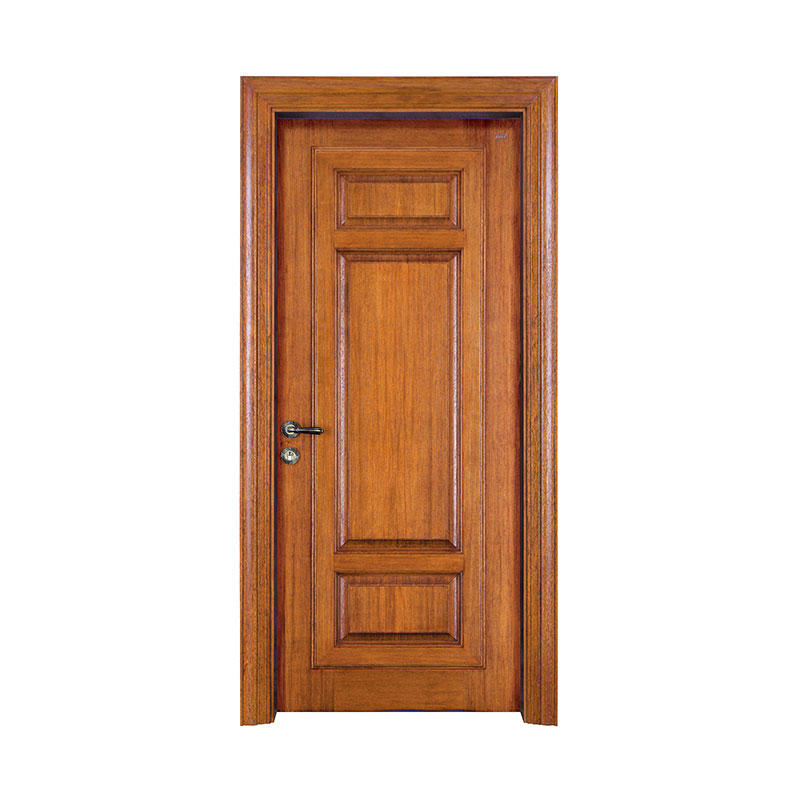 Traditional design exterior teak wooden door X052