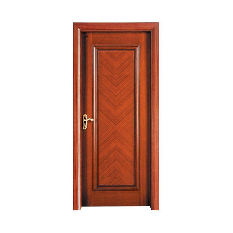 Antiquity design Red Oak exterior wood door X036