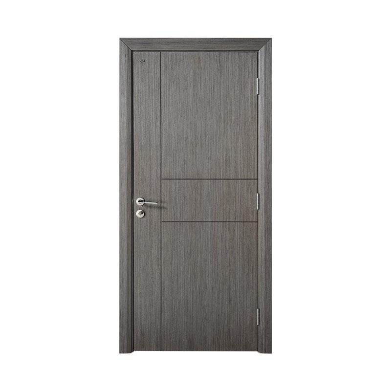 Silver Pear wooden interior simple style door WM0013