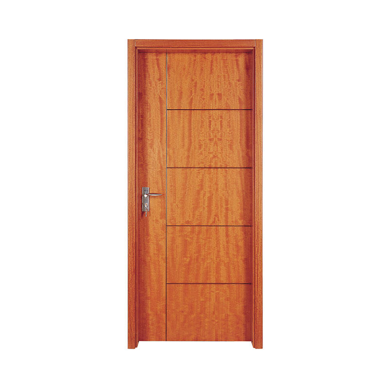 Interior simple design Golden Teak door PP005