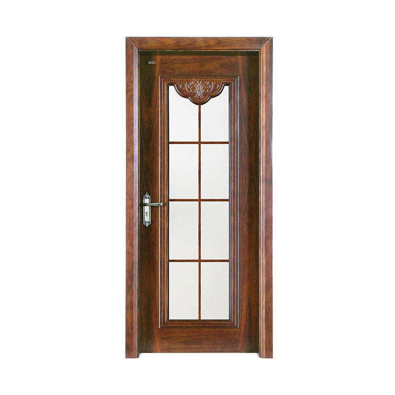 Residential Cherry new design wooden door K002