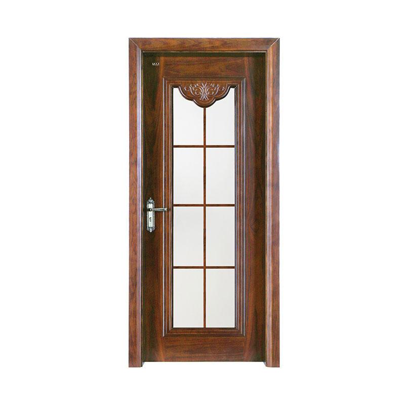 Residential Cherry new design wooden door K002