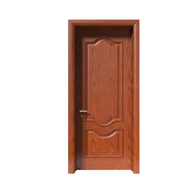 Apartment Cherry new design wood door GK014