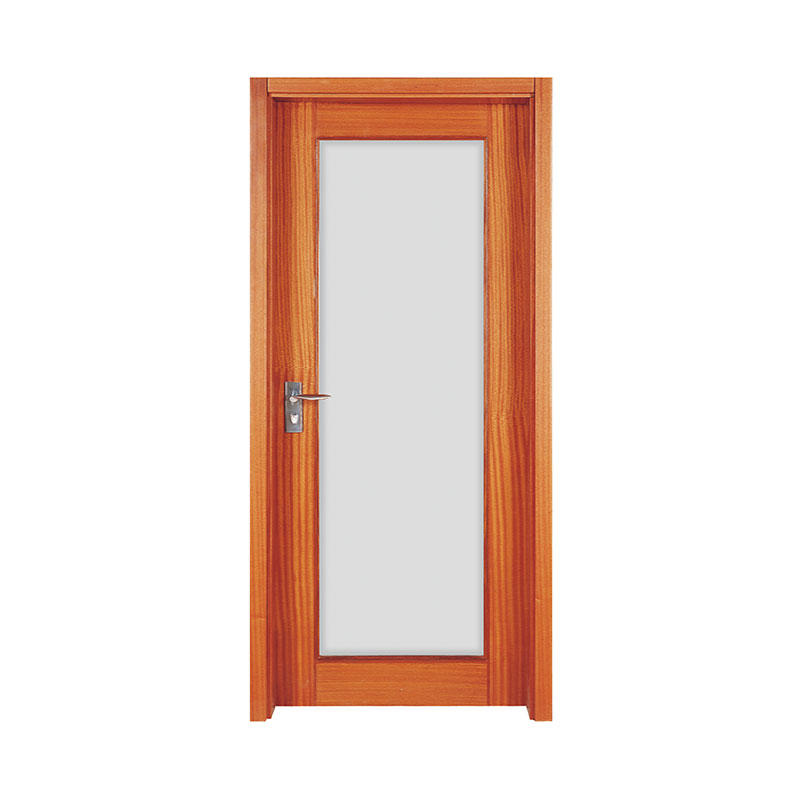Cherry apartment wooden modern styleCherry apartment wooden modern style door GK004Y