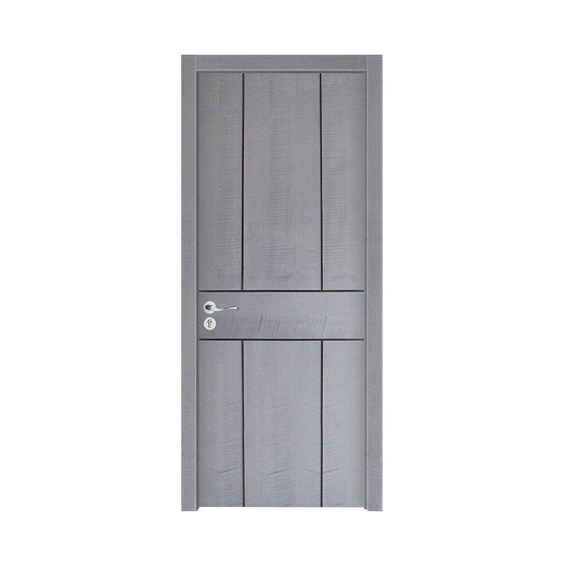 Silver Pear simple design wood interior door PP049