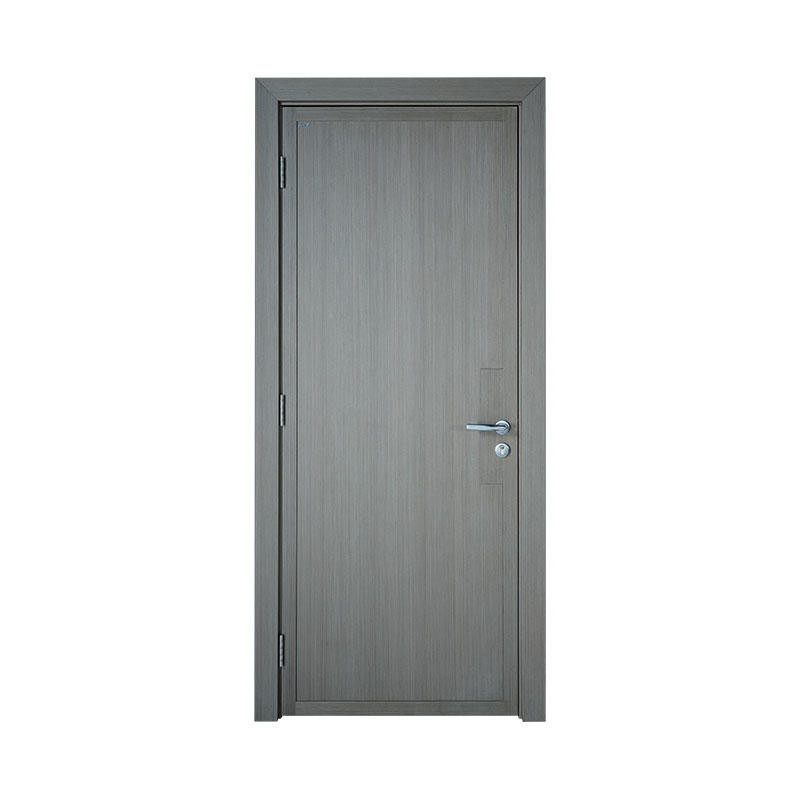 Apartment wood simple style Silver Pear door PP042