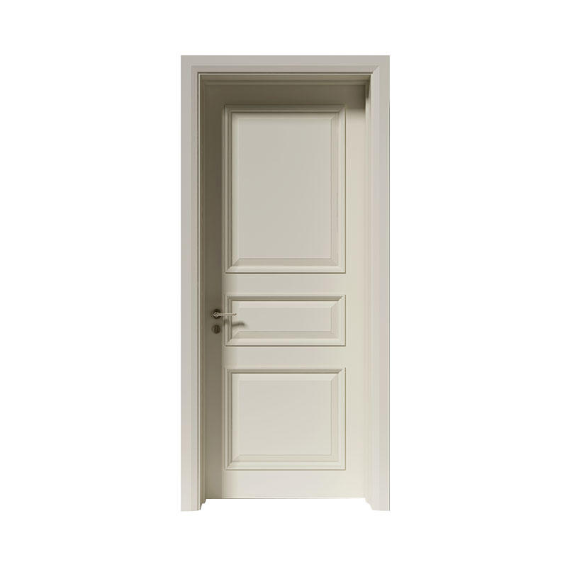 Smooth hotel wooden latest design door GK018
