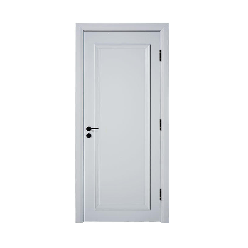 Modern style interior Smooth wood door GK019