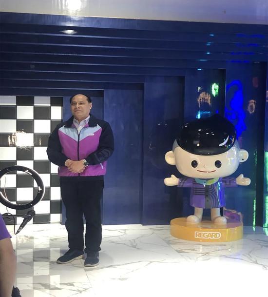 news-Runcheng Chuangzhan-2020 Runcheng Chuangzhan Online Jumping Night Ended Successfully-img