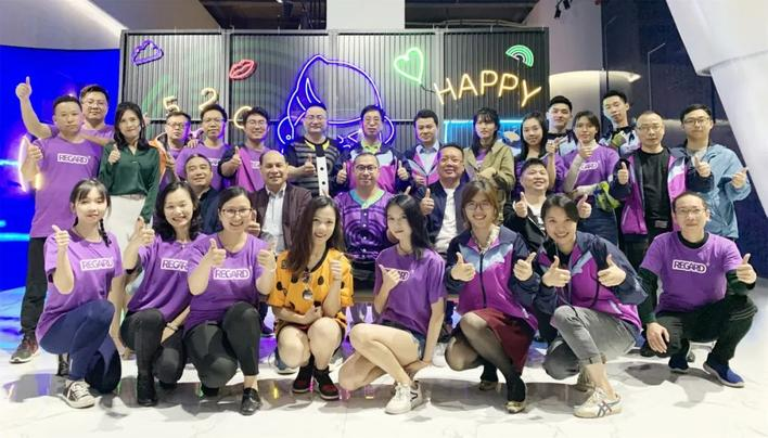 news-2020 Runcheng Chuangzhan Online Jumping Night Ended Successfully-Runcheng Chuangzhan-img-4