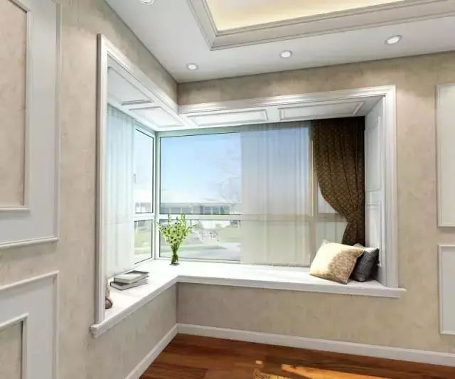 news-Runcheng Chuangzhan-Doors, door covers, retaining walls and window covers do you know what they-3