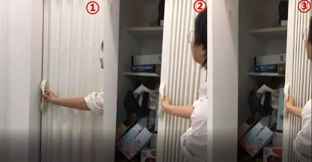 news-Runcheng Chuangzhan-Which kind of door does not take up space and is practical-img-1