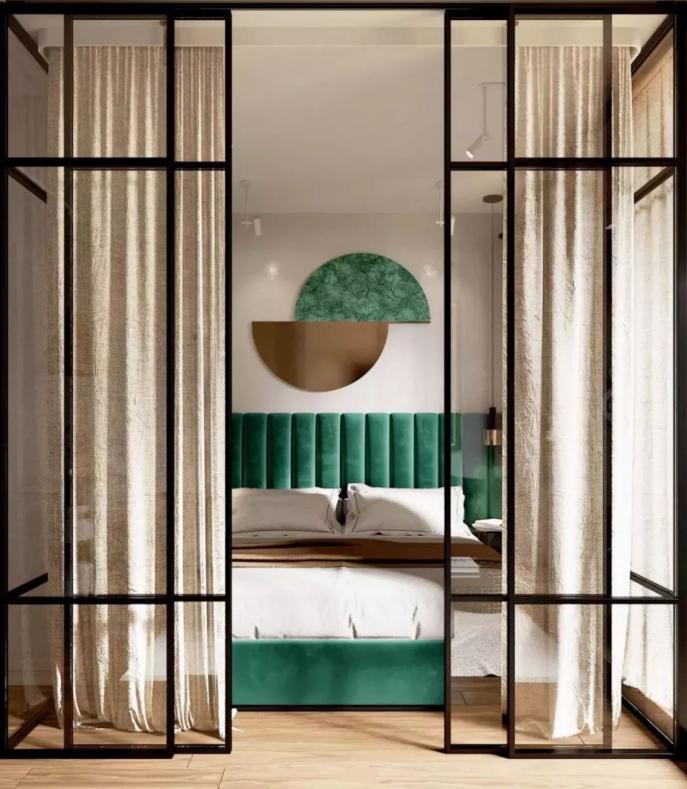 news-Runcheng Chuangzhan-30 Awesome Minimalist Doors-img-5