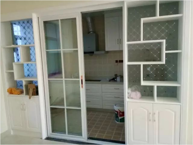 news-Runcheng Chuangzhan-What color is good for the kitchen door-img-4