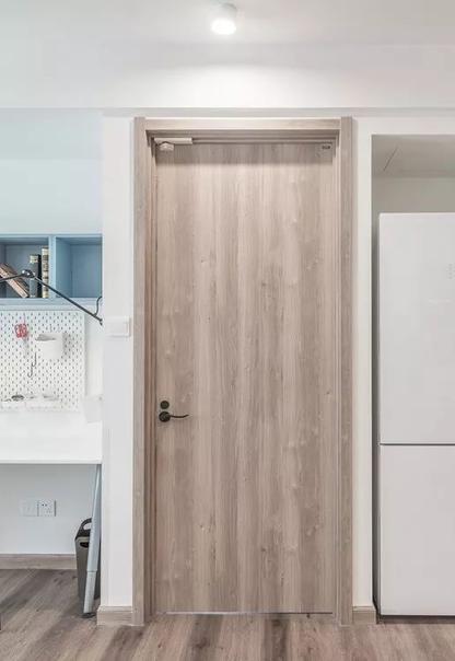 news-Runcheng Chuangzhan-Six kinds of popular wooden door designs in 2020-img