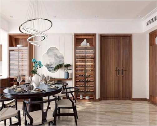 news-Runcheng Chuangzhan-Six kinds of popular wooden door designs in 2020-img-7