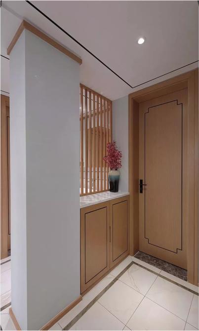 news-Six kinds of popular wooden door designs in 2020-Runcheng Chuangzhan-img-7