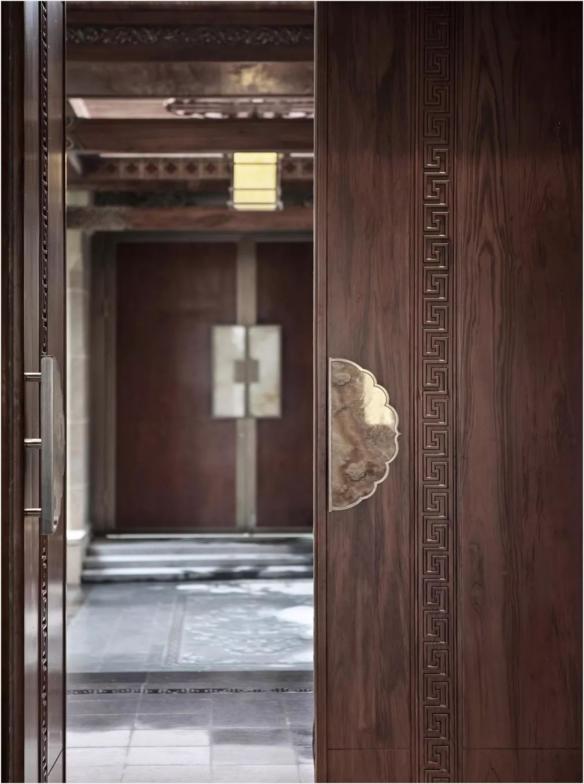 news-Six kinds of popular wooden door designs in 2020-Runcheng Chuangzhan-img-8