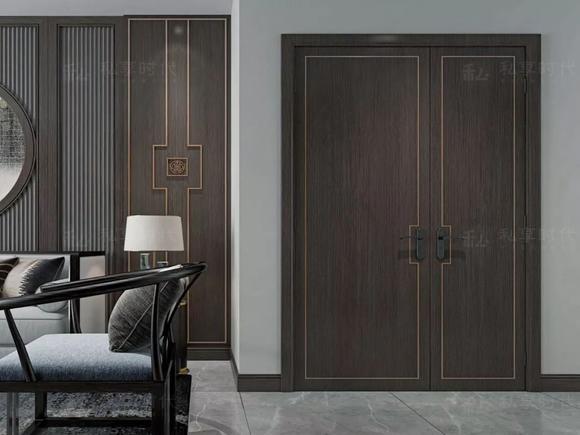 news-Runcheng Chuangzhan-Six kinds of popular wooden door designs in 2020-img-8