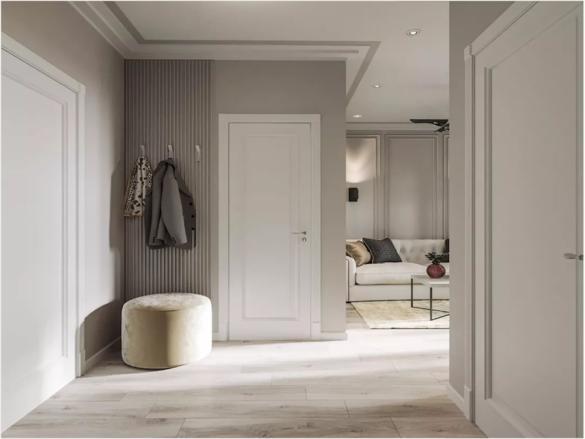 news-Six kinds of popular wooden door designs in 2020-Runcheng Chuangzhan-img-13