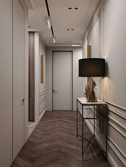 news-These five design of wooden doors are the most popular in 2020-Runcheng Chuangzhan-img-1