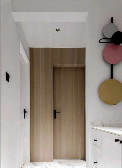 news-Runcheng Chuangzhan-These five design of wooden doors are the most popular in 2020-img-8