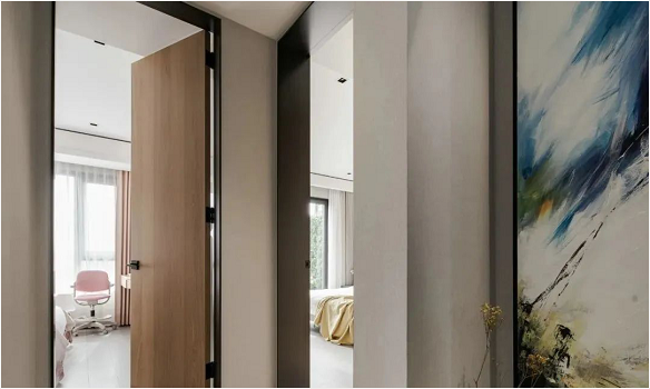 news-These five design of wooden doors are the most popular in 2020-Runcheng Chuangzhan-img-8