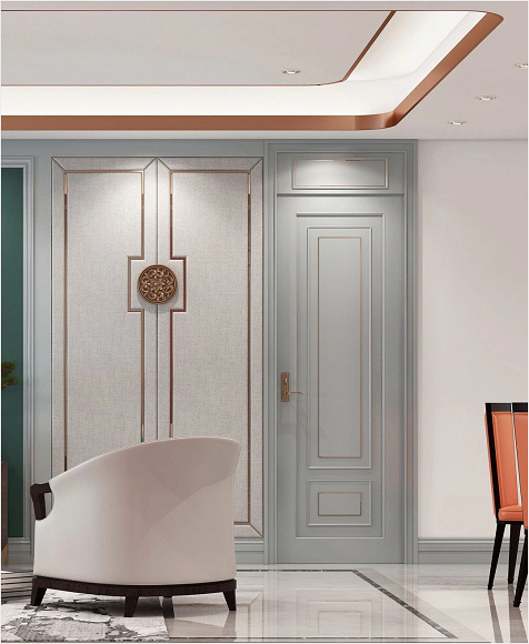 news-Runcheng Chuangzhan-These five design of wooden doors are the most popular in 2020-img-12