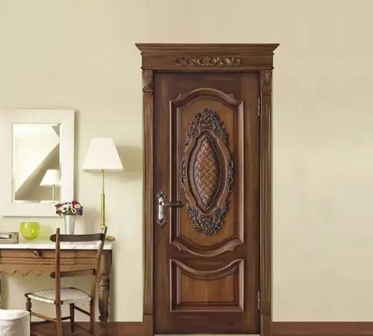 news-Runcheng Chuangzhan-What are the pits for the purchase of solid wood doors, original wood doors-2