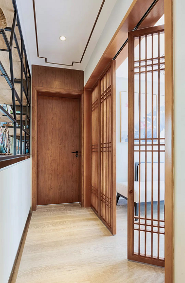 news-Wood color and white, which door is better-Runcheng Chuangzhan-img-9