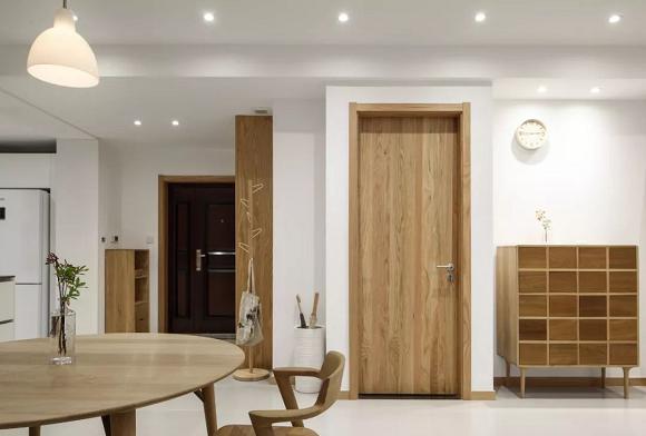 news-Runcheng Chuangzhan-How to choose indoor wooden doors-img