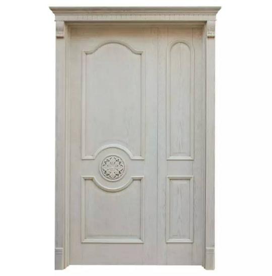 news-The solid wood door PK veneer wooden door-Runcheng Chuangzhan-img
