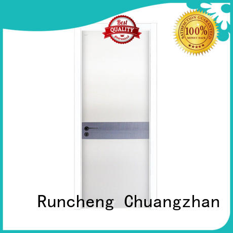 Runcheng Chuangzhan high-quality paint interior doors for business for hotels