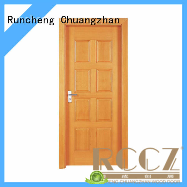 popular solid wood doors interior Supply for offices