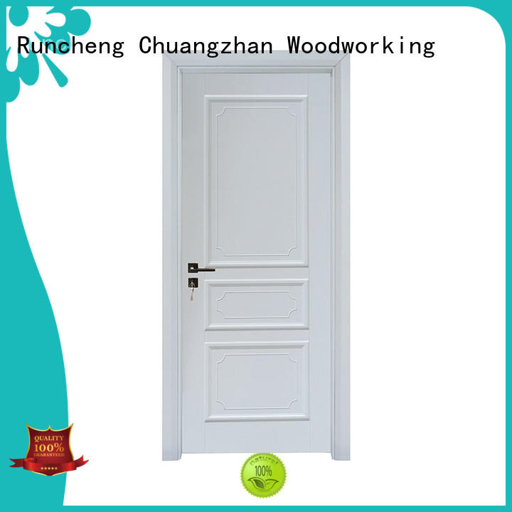Runcheng Chuangzhan Top new wood door design for business for offices