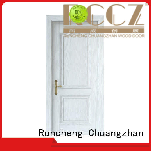 Runcheng Chuangzhan custom wood interior doors for business for offices