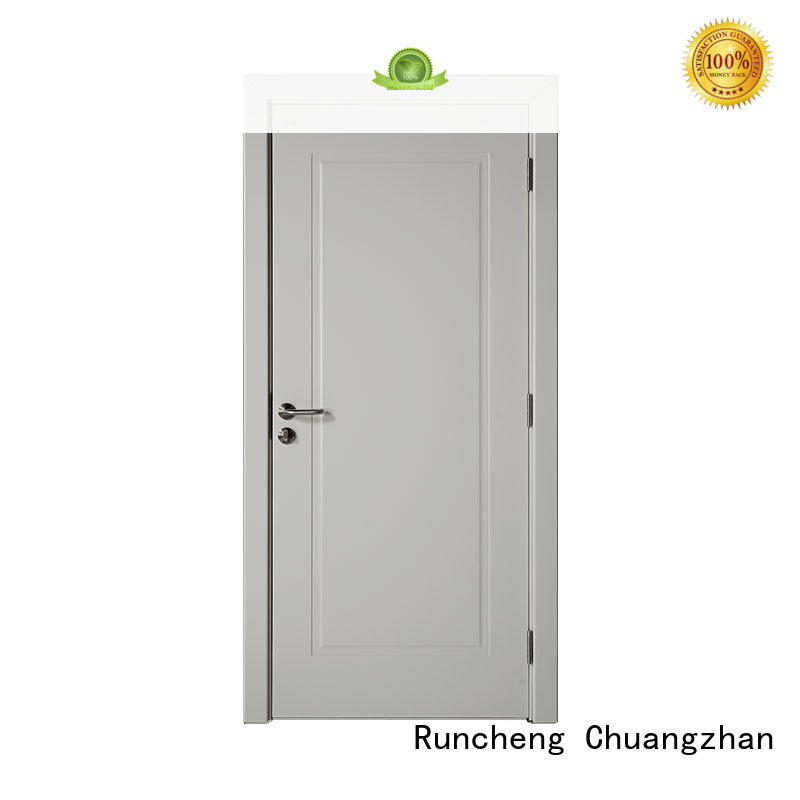 Runcheng Chuangzhan white painted doors interior company for hotels