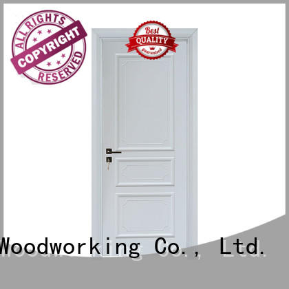 Runcheng Chuangzhan white painted doors interior Supply for homes