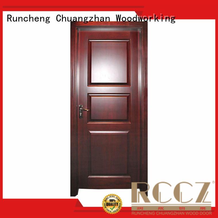 Runcheng Chuangzhan modern wood door for business for offices
