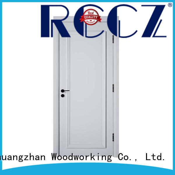 Runcheng Chuangzhan eco-friendly wood interior doors for business for homes