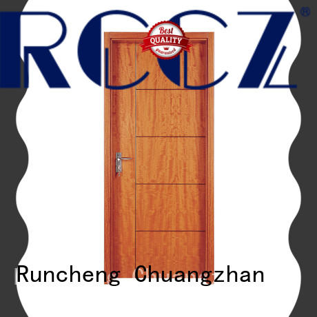 reliable interior wood doors Supply for hotels