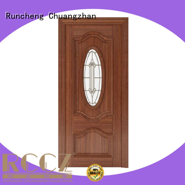 Runcheng Chuangzhan wooden door style company for indoor