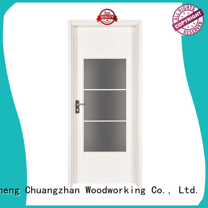 Wholesale simple wood door manufacturers for offices