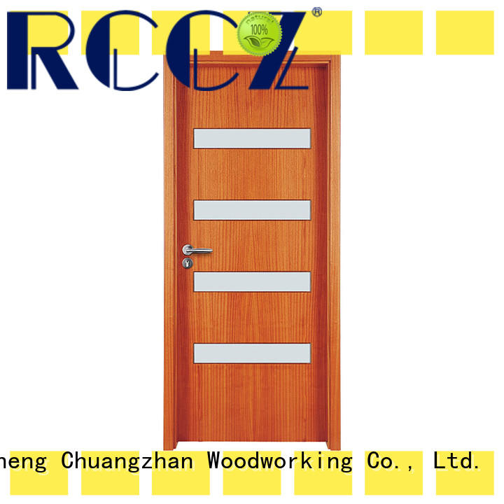 Runcheng Chuangzhan wooden door style for business for offices