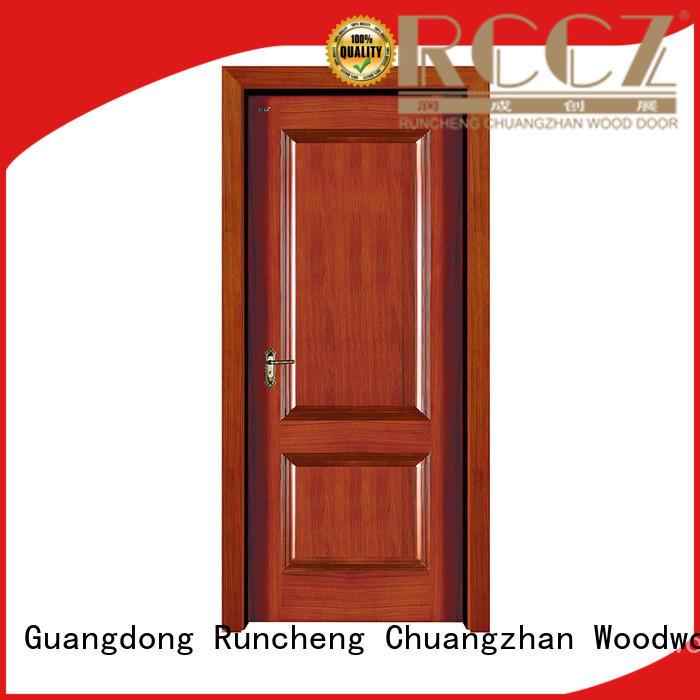Runcheng Chuangzhan Custom modern exterior doors supply for hotels
