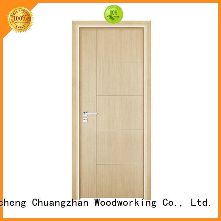 Runcheng Chuangzhan solid wooden interior doors company for indoor